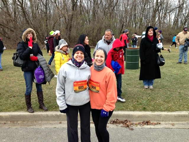 Thanksgiving Half Marathon in Schaumburg