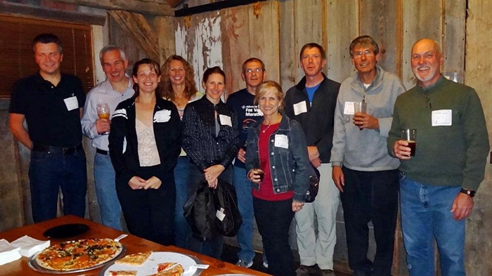 Post Marathon Celebration with Fox River Trail Runners