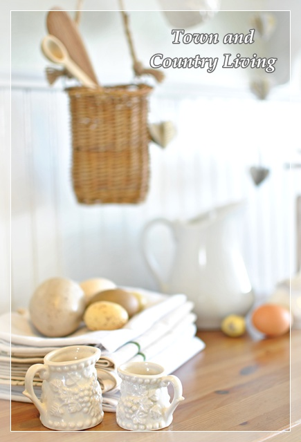 Farmhouse Kitchen Vignette