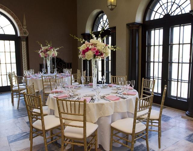 Hotel Baker Wedding Reception