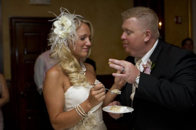 Bledsoe-Henneken Wedding