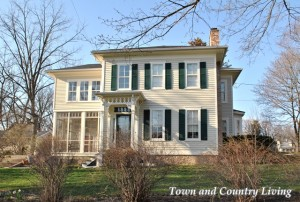 Historic Homes in Geneva, Illinois