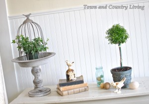 Creating a Spring and Summer Farmhouse Theme