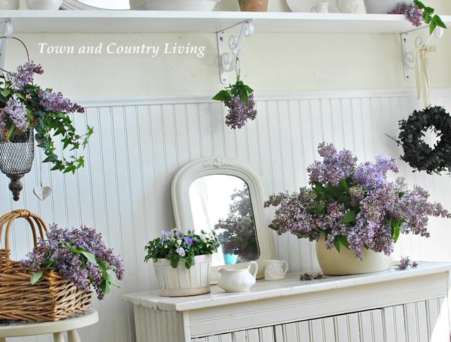 Lilac Vignette