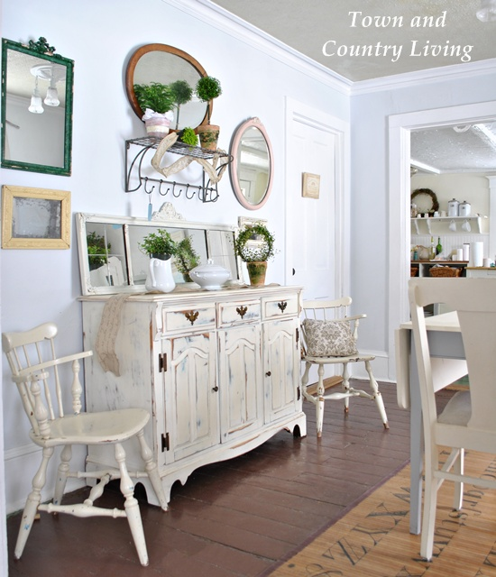 Country Style Dining Buffet