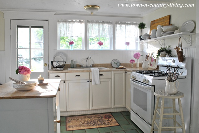 Farmhouse Kitchen Windows