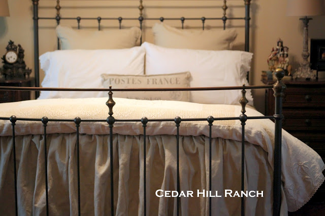 Cedar Hill Ranch Bedroom