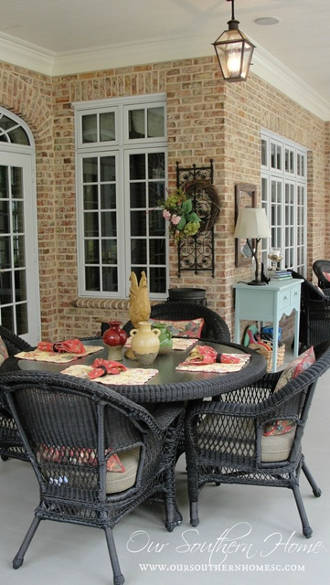 Summer showcase of homes starts this week town for Southern country home decor