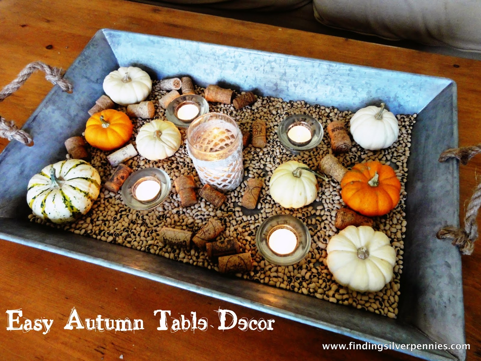 Fall Tray by Finding Silver Pennies - www.findingsilverpennies.com