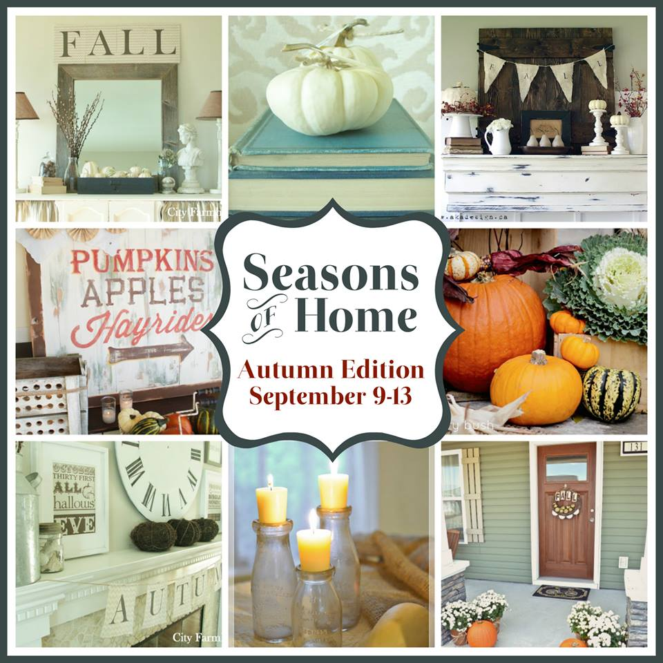 Seasons of Home via Town and Country Living
