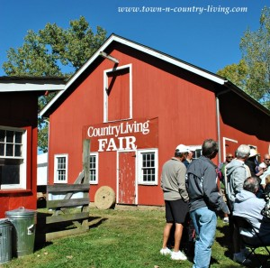 Country Living Fair in Ohio – Part One