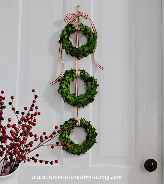 Diy country christmas decorations photograph diy christmas Christmas wreath decorations