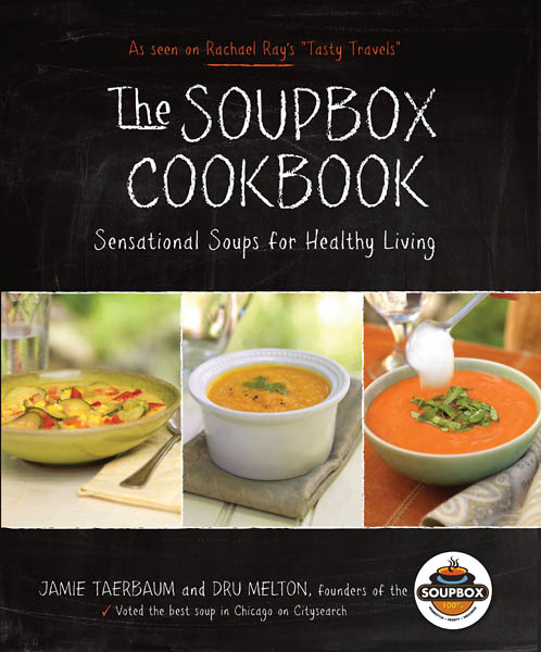 The SoupBox Cookbook reviewed at Town and Country Living