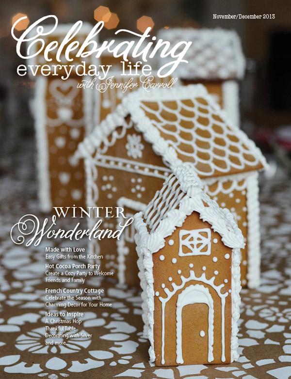 Christmas Magazine - Celebrating Everyday Life - Town ...