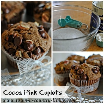 Cocoa Pink Cuplets by Town and Country Living