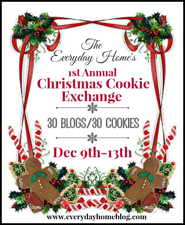 Christmas Cookie Exchange via Town and Country Living