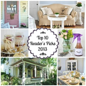 Town and Country Living ~ 2013 Top 10 Readers' Picks