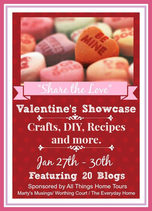 Valentine's Showcase at Town and Country Living