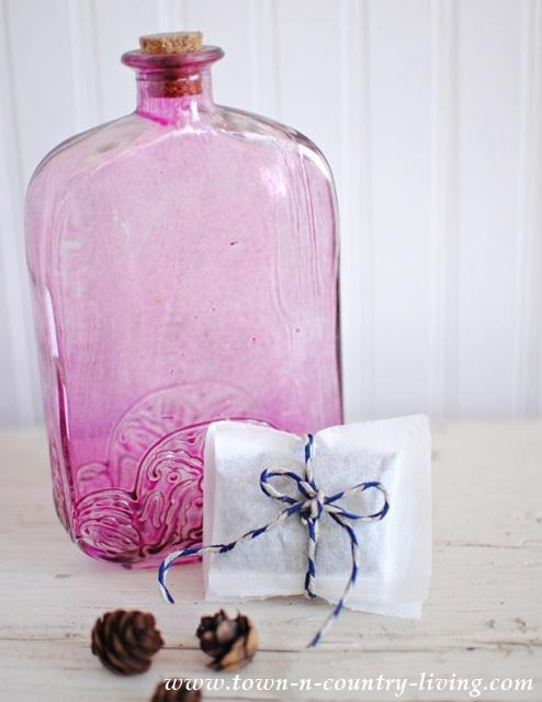 Lavender Potpourri Sachet Packs