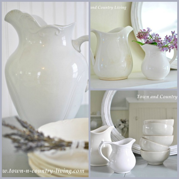 Collecting and Displaying White Ironstone