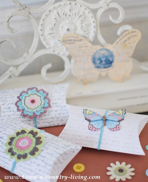 Decorated Gift Card Holders