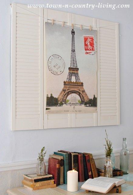 Paris Poster Wall Art