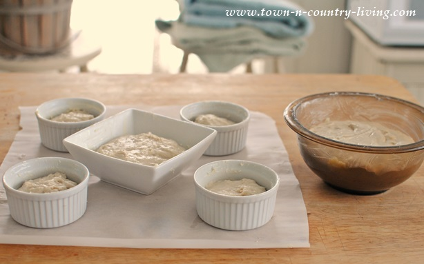 How to Make No Knead Peasant Bread