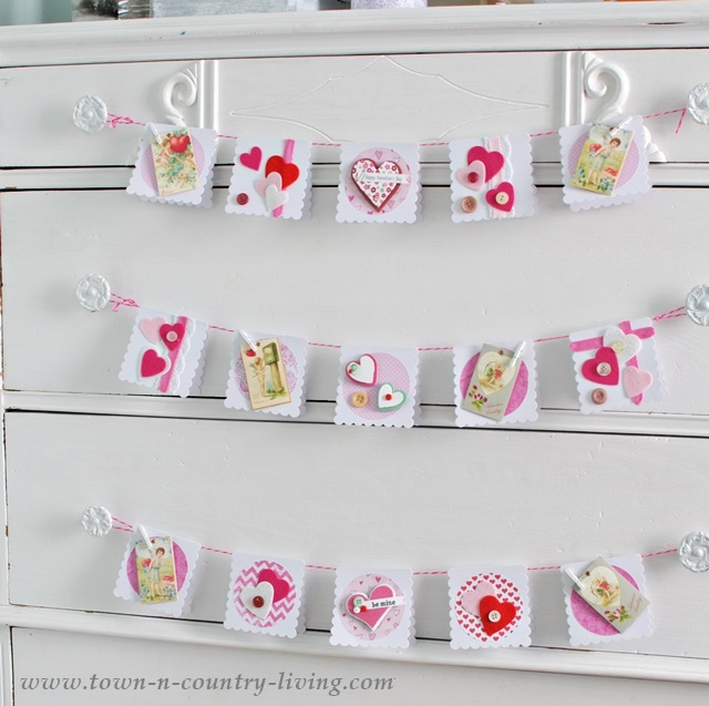 DIY Homemade Valentine's Day Cards