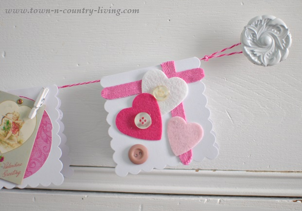 Homemade Valentines Day Cards Town Country Living – Hand Made Valentine Day Cards