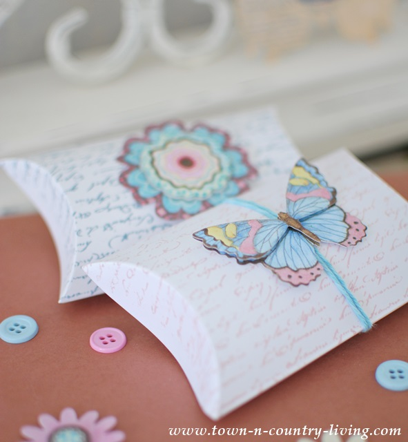 Decorated Gift Card Holder