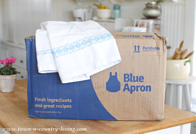 Blue Apron Meals in a Box