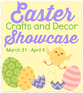 easter crafts decor showcase graphic