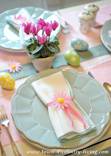 Spring-Place-Setting