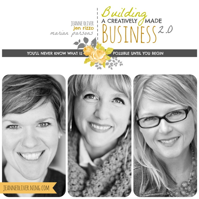 Creatively Made Business Course with Jennifer Rizzo