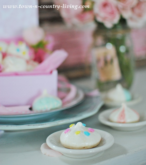 Authentic French Meringue Cookies