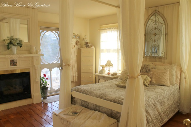 charming romantic luxury master bedroom designs | Charming Romantic Home ~ Aiken House and Gardens - Town ...