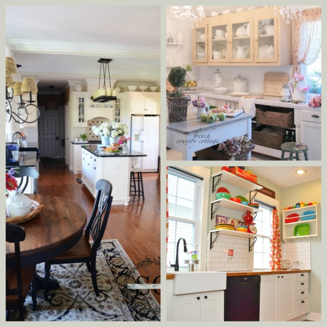 Summer Kitchens by Top Bloggers
