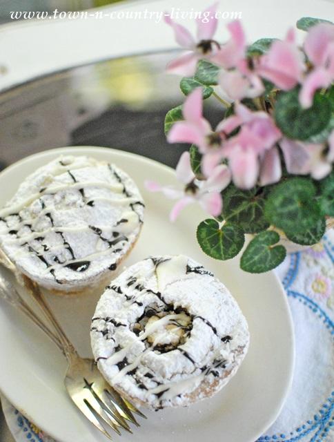 Half Doughnut Half Cupcake from The Sugar Path