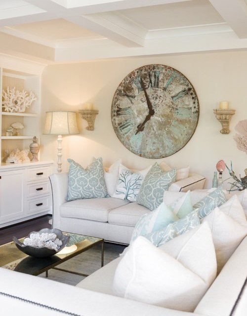 crazy for wall clocks town country living