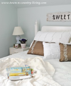 Getting My Farmhouse Bedroom Ready for Summer