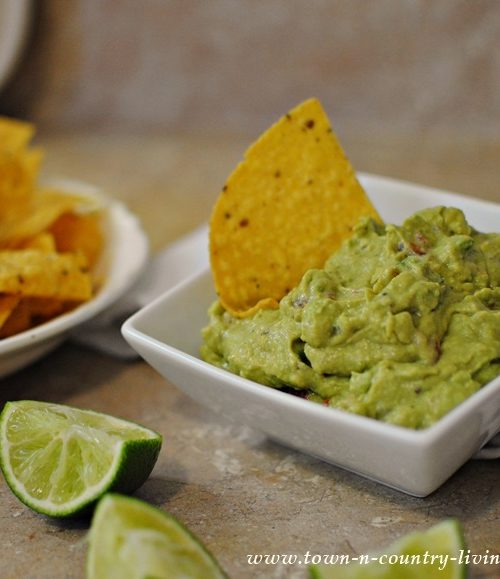 Mild and Creamy Guacamole Recipe. Warning ... it's addictive!