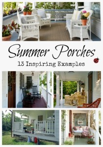 Summer on the Front Porch