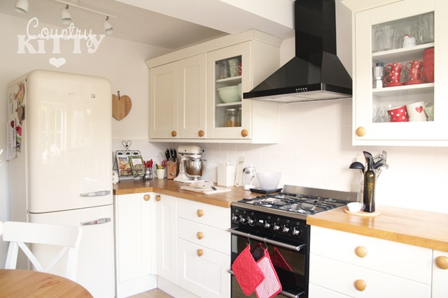 Country Style Kitchen in England