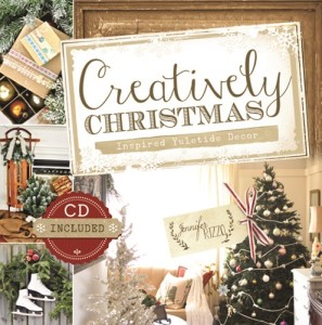 Creatively Christmas, new book by Jennifer Rizzo