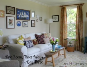 Charming Home Tour ~ At Home on the Bay