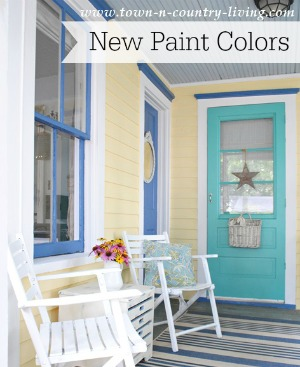 Exterior Paint Colors for Victorian House