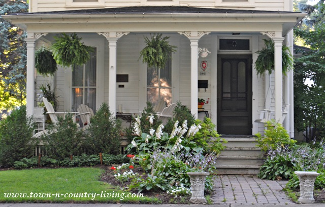 15 Historic Homes In Geneva Illinois Town amp Country Living