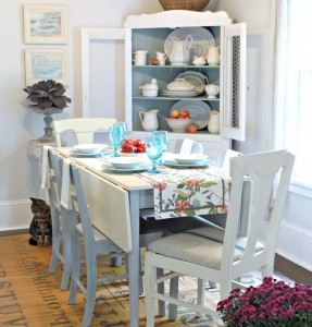 Fall Home Tour - the Dining Room