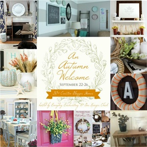 Friday Fall Home Tours