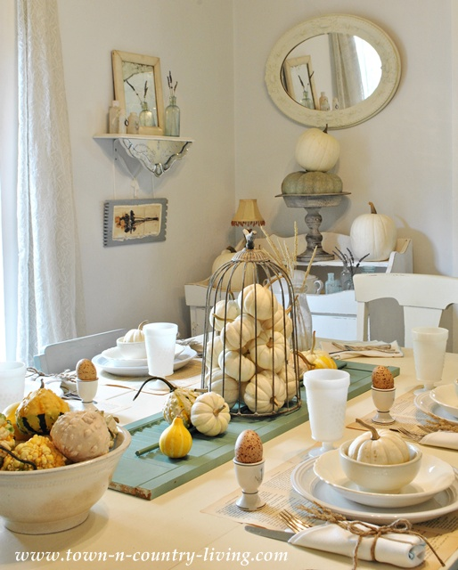 Collection Of Fall Home Tours Town Country Living